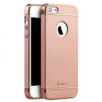 Чехол iPaky Joint Series для iPhone 5 Rose Gold