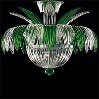 Итальянские люстры из муранского венецианского стекла