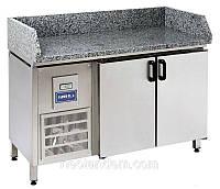 Холодильный стол для пиццы СХ-МБ 1200х600