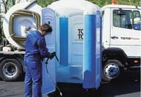 Обслуживание СЕРВИС биотуалетов,Викачка зливних, вигрібних ям, біотуалетів, Киев