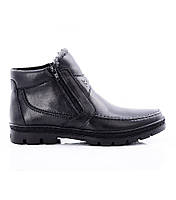 Мужские ботинки с мехом