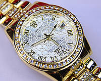 Женские часы Role-x Qyster Perpetual DateJust календарь копия, фото 1