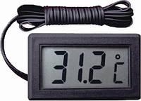 Термометр Цифровой LCD (-50 °C ~ + 70 °C), фото 1