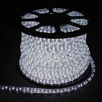 Дюралайт Feron LED 2WAY 13mm верт. белый