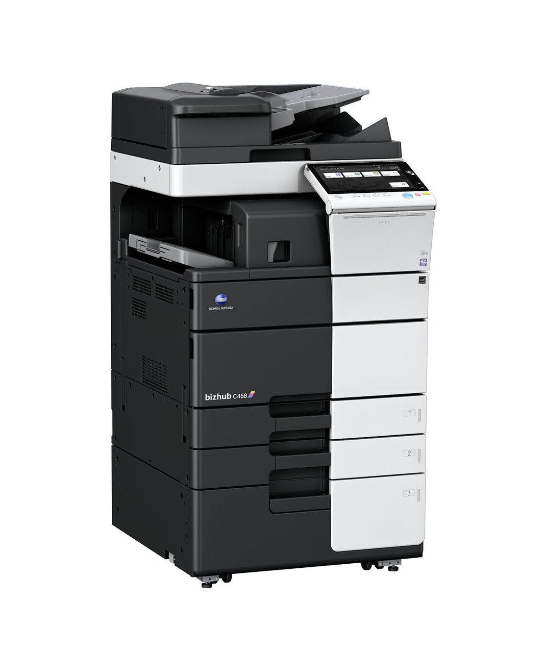 Konica Minolta bizhub C458 (принтер/копир/сканер/факс/СКСМ)