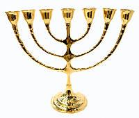 Подсвечник Менора на 7 свечей