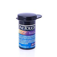 Тест-полоски One Touch Ultra, 25 шт.