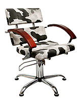 Перукарське крісло Гала на гідравліці