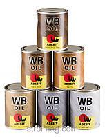 Adesiv WB OIL Масло для паркета (цвета: нейтральный, белый, серый, тик, коньяк, венге)