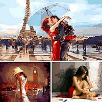 Картины по номерам Марипоса: великолепные сюжеты новинок