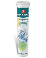 Шипучие таблетки-витамины Concept K Classic Magnesium