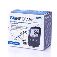 Тест-смужки GluNeo Lite (ГлюНео Лайт), 50 шт.