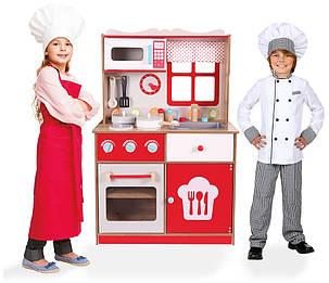 Деревянная кухня для детей, фото 2