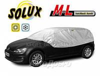 "Чехол-тент для автомобиля ""SOLUX"" размер ML Hatchback"