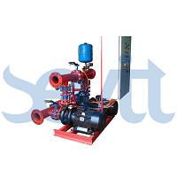 Станции повышения давления для системы пожаротушения с АВР Nocchi PMD20/FF, PMY20/FF...