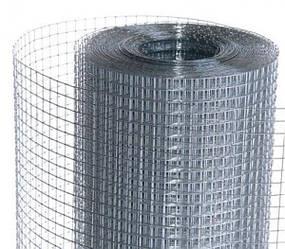 Сетка сварная штукатурная Ремис с ячейкой 25 x 25 мм (0,7 мм)