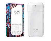 Женская туалетная вода Givenchy Play for Her–Arty Color Edition новый,интригующий аромат с нотками сандала AAT