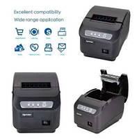 Термопринтер POS чековый принтер c автообрезкой XP-Q200II 80мм
