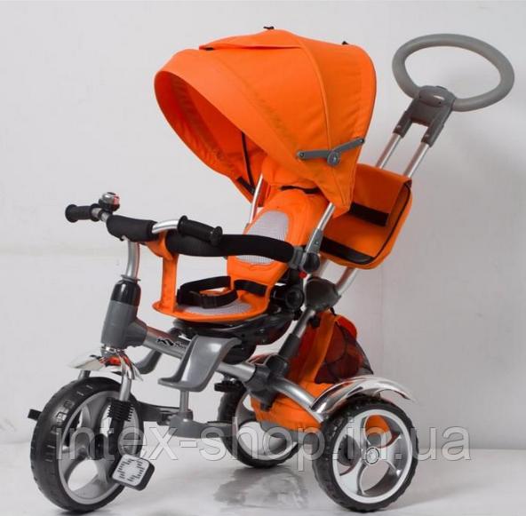 Дитячий триколісний велосипед TR16008
