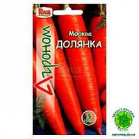 Морковь Долянка 50г
