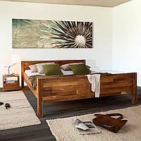 """Кровать из массива """"Ганс"""""""