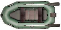 Лодка надувная двухместная Bark B-250ND (двигающиеся сиденья)