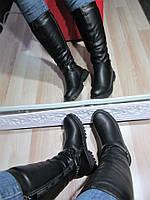 Зимние женские модные сапоги, фото 1