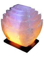 """Соляная лампа """"Пагода"""" 3-4 кг ( Украина )"""