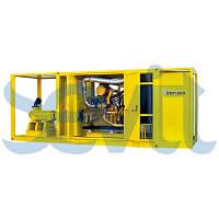 Насосная система высокого давления VARISCO для гидравлической опрессовки метанопровода и нефтепровода