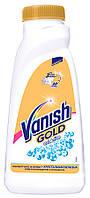 Жидкое средство для выведения пятен с тканей и отбеливатель VANISH Oxi Action White GOLD 450 мл