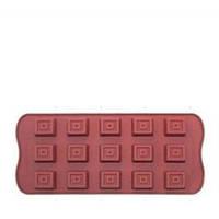 Vincent Форма для шоколада силикон 21х10.8х1.7см VC-1387, 169742, П/1