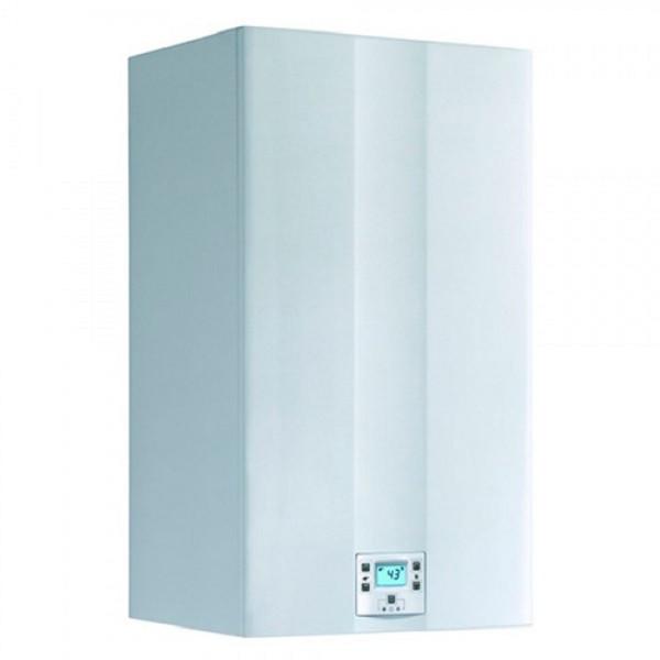Котел газовый настенный Biasi Binova 24 BM\M Дымоход, битермический теплообменник, электронное управление