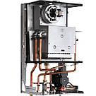 Котел газовый настенный Biasi Binova 24 BM\M Дымоход, битермический теплообменник, электронное управление, фото 2