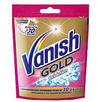 Порошкообразное средство для удаления пятен с ткани VANISH Oxi Action GOLD, сашетка 30г