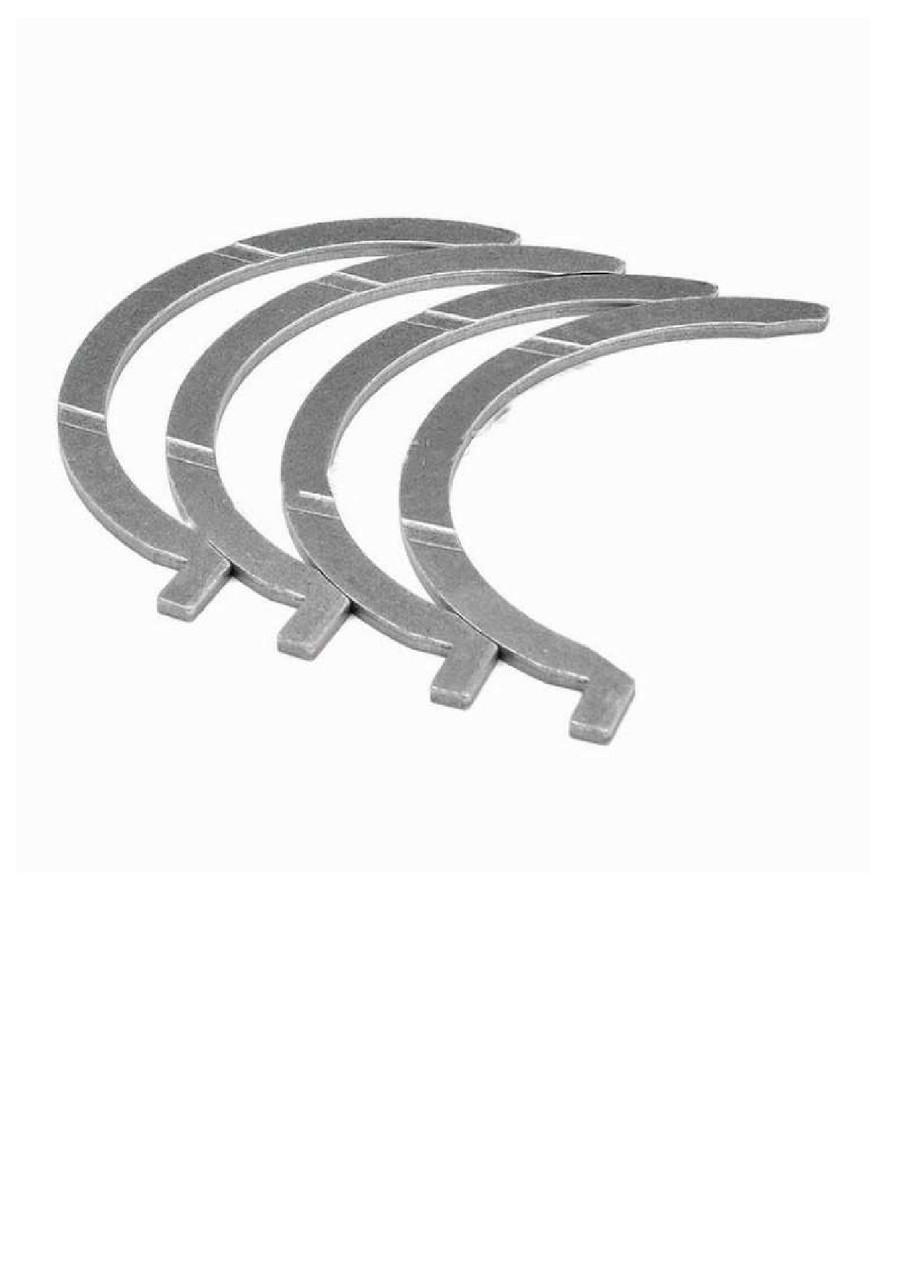 Кольца упорные LIEBHERR +0.50 (9132121)