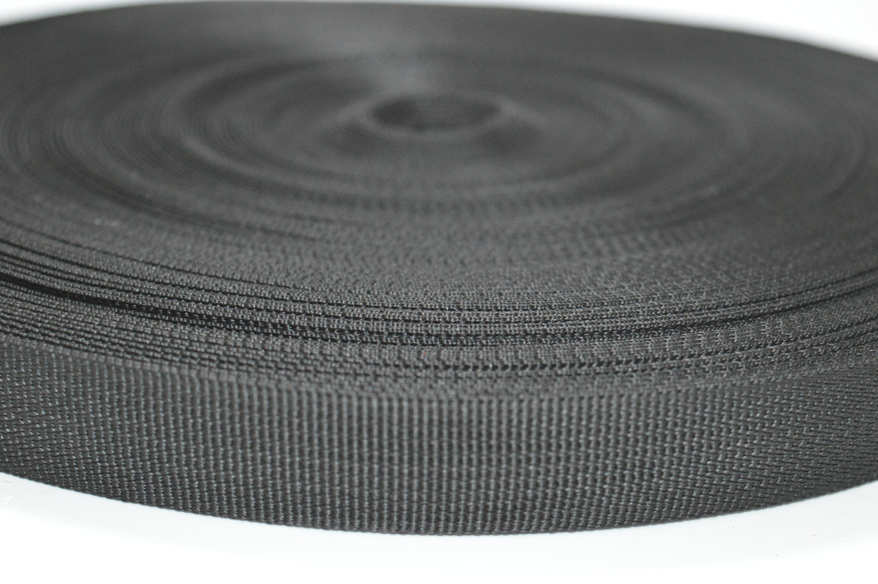 Ременная лента черный