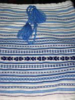 Спідниця дитяча (біло-синя)
