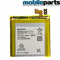 Оригинальный аккумулятор АКБ батарея SONY XPERIA LT30I / LIS1499ERPC  1780mAh