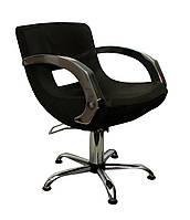 Перукарське крісло Люкс на гідравліці