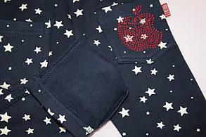 Утепленные джинсы для девочек, фото 2