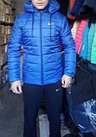 Куртка  мужская на синтепоне Nike