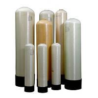 Корпус фильтра для очистки воды. Фильтрующий баллон, колонна 8х44, 10х35, 10х54, 12х52, 13х54