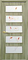 """Двери межкомнатные экошпон с рисунком """"ЕВА"""""""