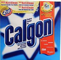 CALGON 2 in 1 Средство для смягчения воды в стиральных машинах 1.5 кг