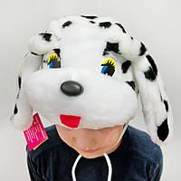 Карнавальная шапочка Собачки долматин, ТМ Золушка Украина,  241-2