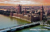 """Фотообои: """"Лондон с высоты"""""""