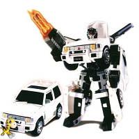 Робот-трансформер - Mitsubishi Pajero 132