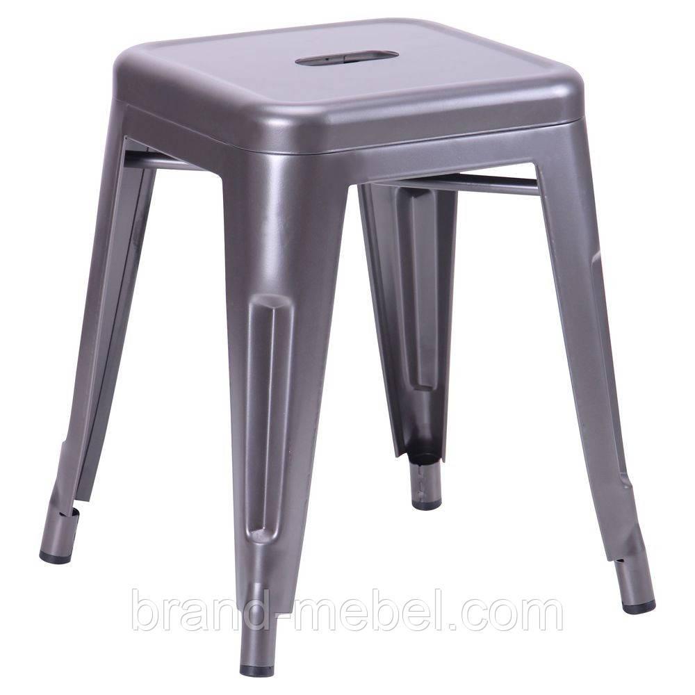 Табурет Loft Metal (M-504C) цвет металл