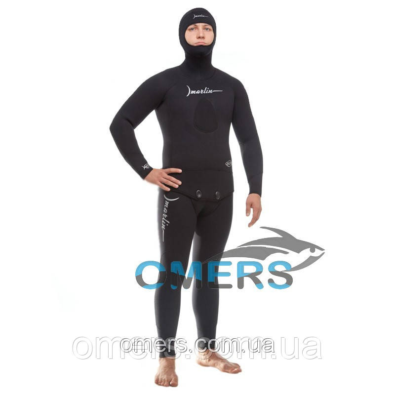 Гідрокостюм для підводного полювання Marlin Skiff 9мм