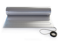 Тёплый пол — алюминиевый мат Fenix AL MAT 5543006, 420 Вт, площадь обогрева 3,0 м²